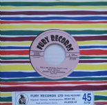 "45Re ✦ JOHNNY & THE JAILBIRDS ✦ ""Roll On / Slick Chick"" 2 Hot Dancers. Hear♫"